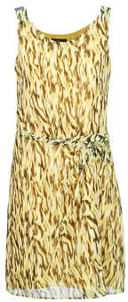 One Step TINA women's Dress in Yellow