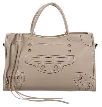 Balenciaga Blackout City S Bag