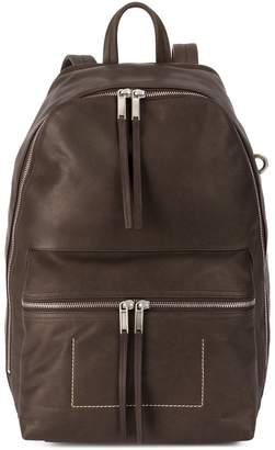 Rick Owens tall backpack