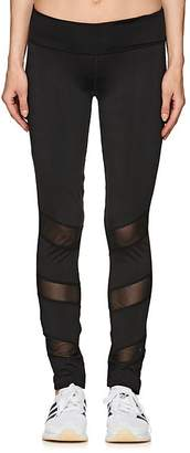 Electric Yoga WOMEN'S MESH-INSET LEGGINGS