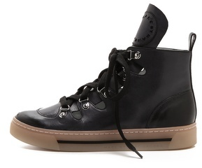 Marc by Marc Jacobs Cute Kicked High Top Sneakers