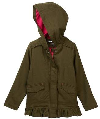 Joe Fresh Twill Jacket (Toddler & Little Girls)