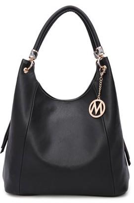 MKF Collection by Mia K Farrow April Designer Hobo Shoulder bag