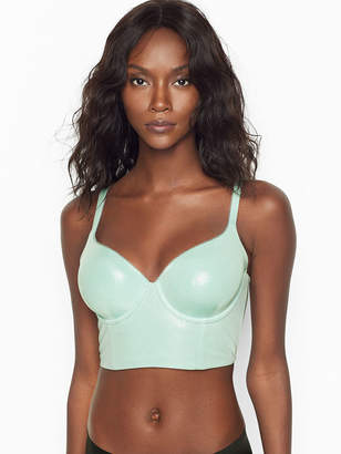 Victoria's Secret Long Line Demi Bra