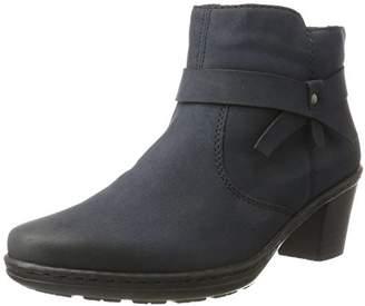 Rieker Women's 54983 Ankle Boots