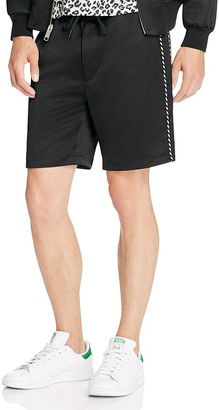 MARC JACOBS Satin Suiting Shorts $495 thestylecure.com
