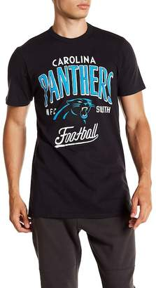 Junk Food Clothing Carolina Panthers Kick Off Crew Tee
