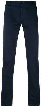 HUGO BOSS straight leg chino trousers