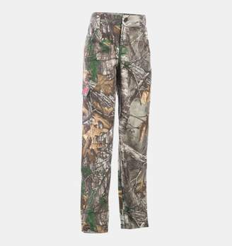 Under Armour Girls' UA Fletching Pants