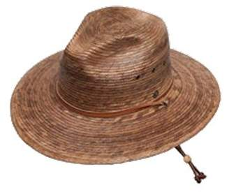 Stetson Rustic - Straw Hat (Small/Medium)