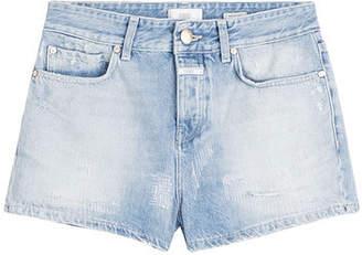 Closed Jean Shorts