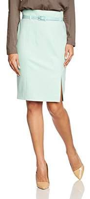 Mexx METROPOLITAN Women's 14JT022-Skirt-SoftFlannel(Woven) Skirt,(Manufacturer size: 44)