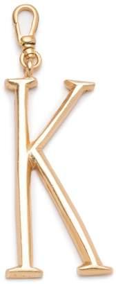 Lulu Frost Plaza Letter K Charm