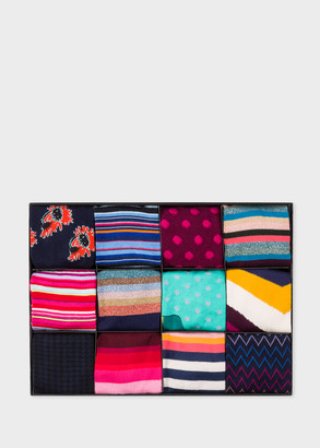 Paul Smith Women's Socks Gift Box 2nd Edition