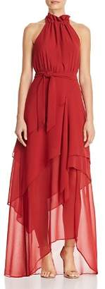 C/Meo Collective Allude Draped Gown - 100% Exclusive