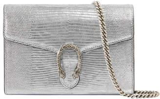 Gucci Dionysus Metallic Chain Crossbody Bag