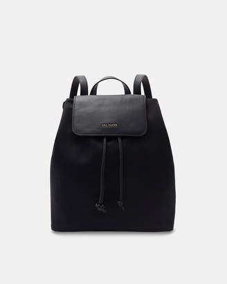 Ted Baker JIEJIE Nylon drawstring backpack