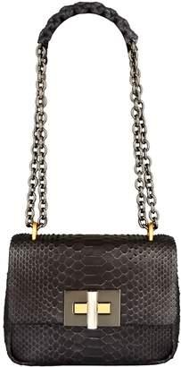 Tom Ford Small Python Soft Natalia Shoulder Bag