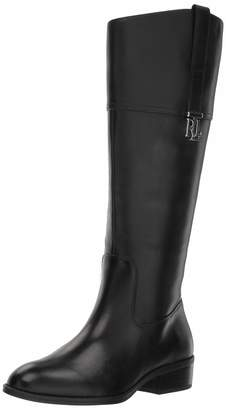 Lauren Ralph Lauren Lauren by Ralph Lauren Women's Merrie-W Fashion Boot 7.5 B US