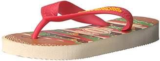 Havaianas Kid's Top Fast Food Sandal Flip Flop (Toddler/Little Kid)
