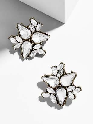 BaubleBar Sinatra Crystal Stud Earrings