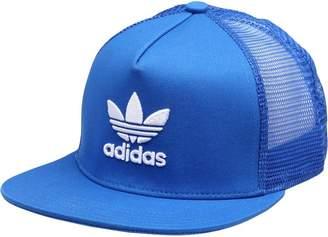 adidas Trefoil Trucker Hat Blue