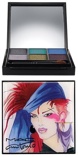 M·A·C Antonio Lopez for '6 Color - Teal' Eyeshadow Palette (Limited Edition)