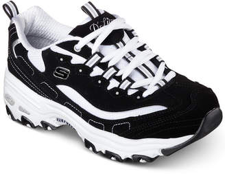 Skechers Women's D'Lites - Biggest Fan Walking Sneakers from Finish Line