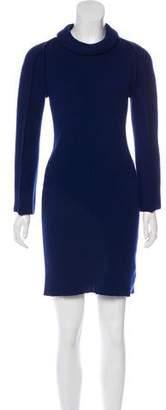 Louis Vuitton Wool Knit Sweater Dress