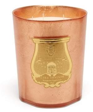Cire Trudon Abd El Kader Medium Scented Candle - Rose Gold