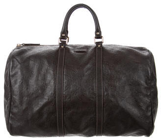 GucciGucci Guccissima Carry-On Duffle
