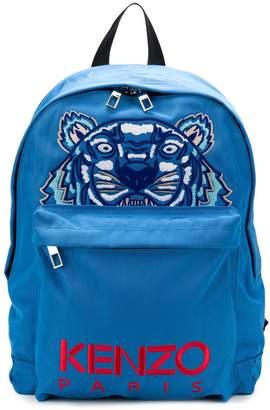 Kenzo Tiger large backpack