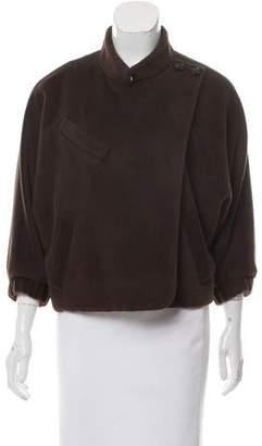 3.1 Phillip Lim Asymmetrical Short Coat