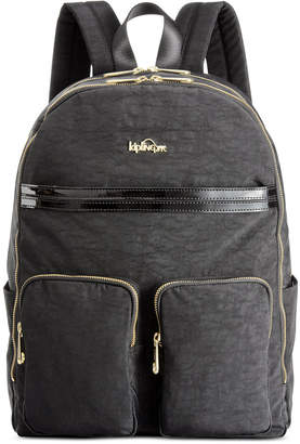 Kipling Tina Laptop Backpack $159 thestylecure.com