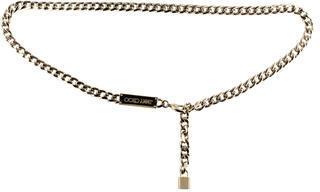 Jimmy ChooJimmy Choo Chain-Link Padlock Belt