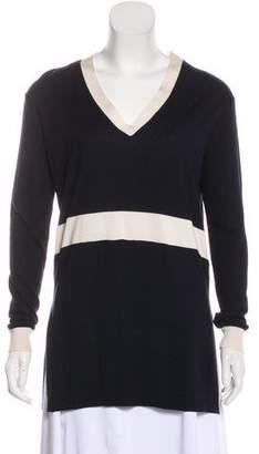 Max Mara Knit Long Sleeve Sweatshirt