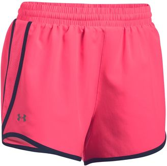 Women's Under Armour Speed Stride Shorts $24.99 thestylecure.com