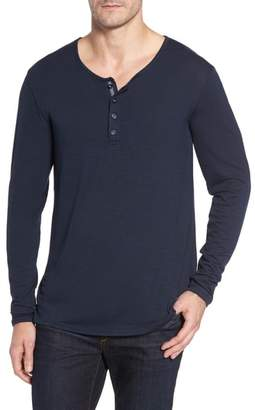 Stone Rose Light Flame Henley