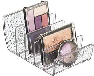 InterDesign Rain Cosmetic Palette Organizer for Vanity Cabinet to Hold Makeup