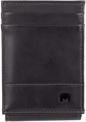 COLLECTION Collection by Michael Strahan Mens Front Pocket Wallet
