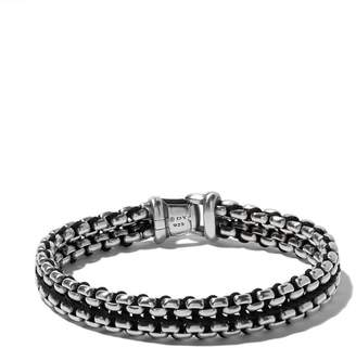 13dc74218 ... where to buy at farfetch david yurman woven box chain bracelet 04688  693e5 shopping charm familia pandora anillos outlet charms argos ...