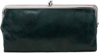 Hobo Leather Clutch Wallet