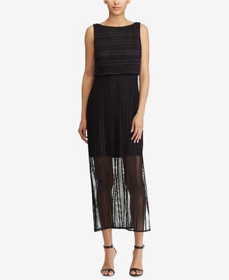 American Living Lace Maxi Dress