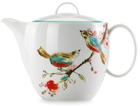Lenox 6.5-c. Simply Fine Chirp Teapot