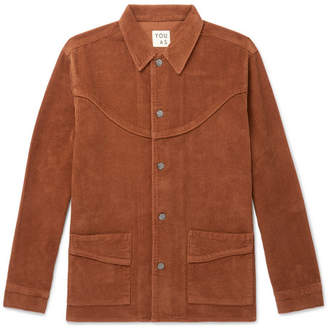 You As Clay Cotton-Corduroy Jacket