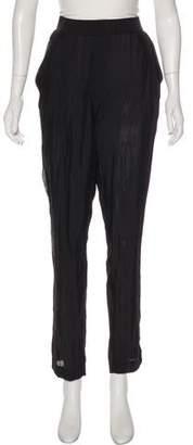 3.1 Phillip Lim Skinny Chiffon Pants