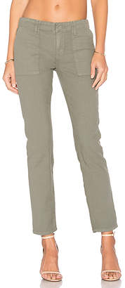 Joie Painter Pants in Gray $238 thestylecure.com