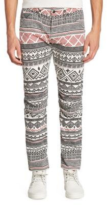 G StarG-Star RAW Straight-Fit Glyph Printed Jeans