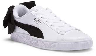 Puma Basket Bow Sneaker