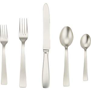 Sambonet Gio Ponti Antico 5-Piece Place Setting - Stainless Steel